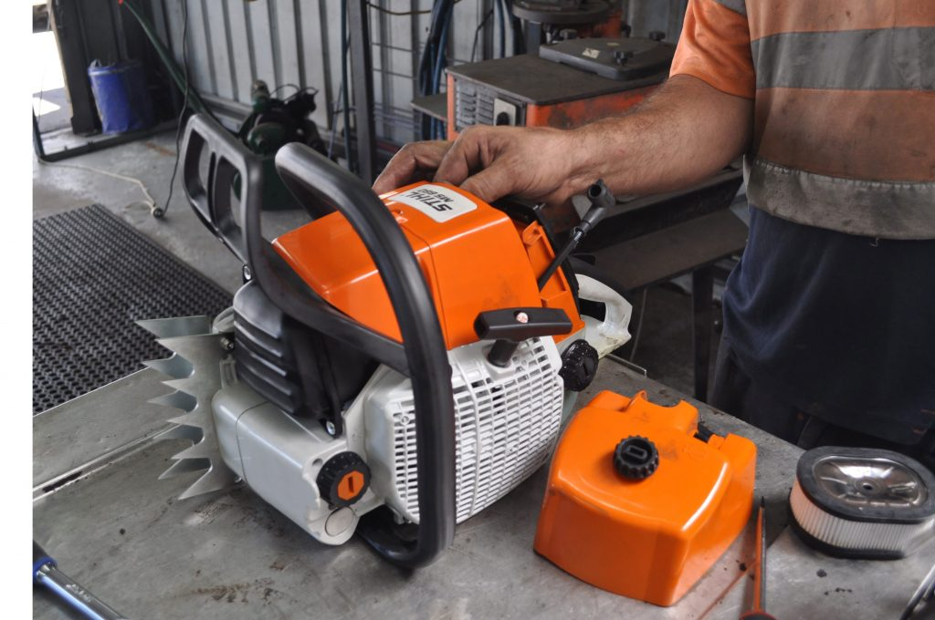 Authorised Stihl Technician Service Centre