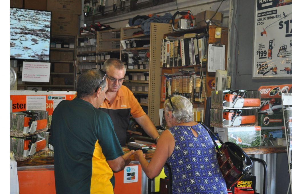 Expert advice from Stihl Shop Morayfield