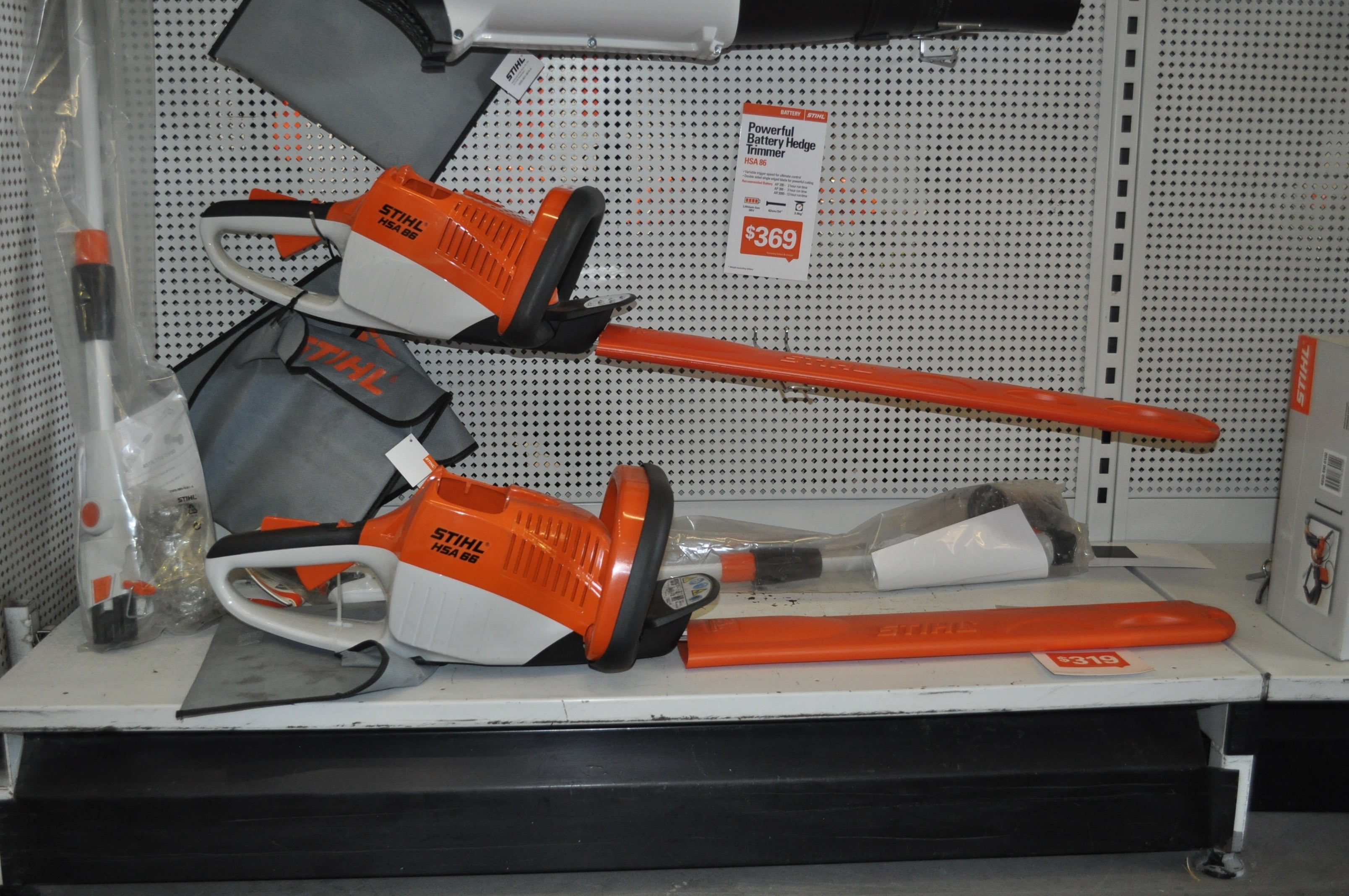 Stihl Battery Hedge Trimmer