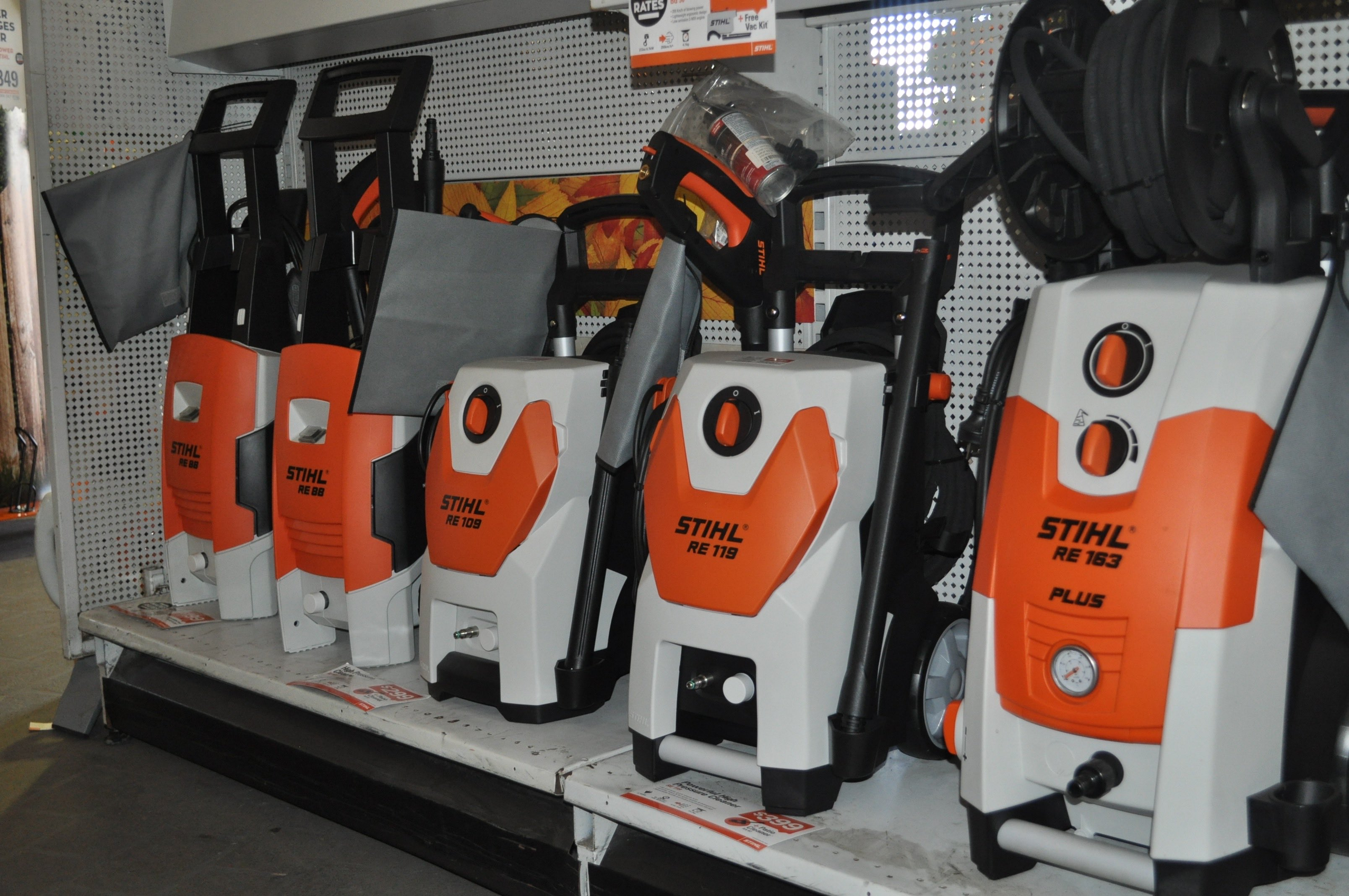 Stihl High Pressure Cleaner