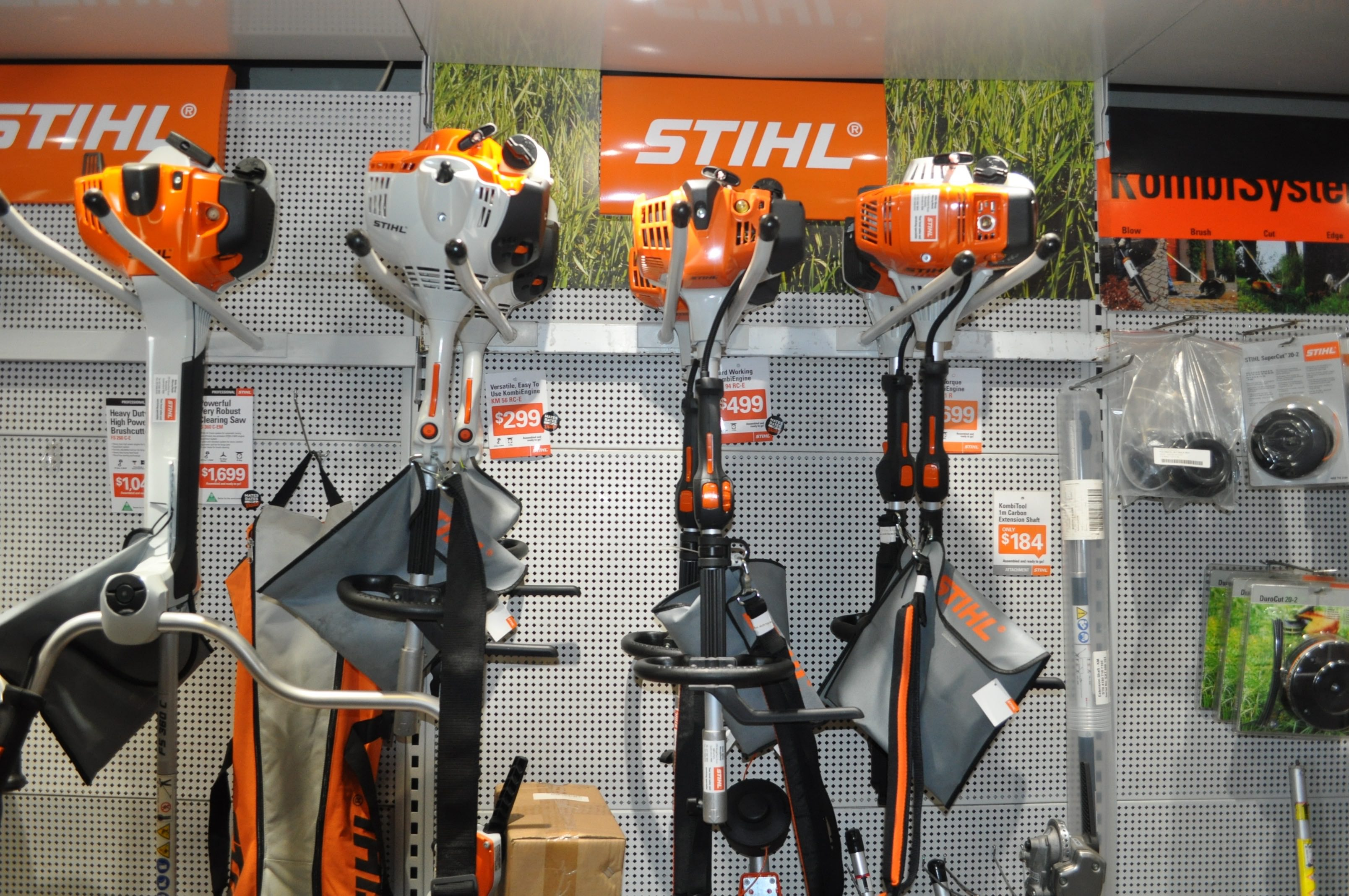 Stihl Kombi Engines