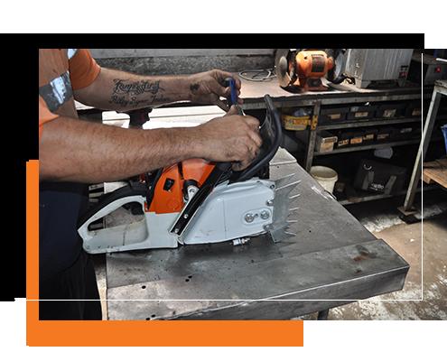 Stihl Service and Repair Mechanic